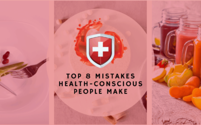 Top 8 Mistakes Health-conscious People Make