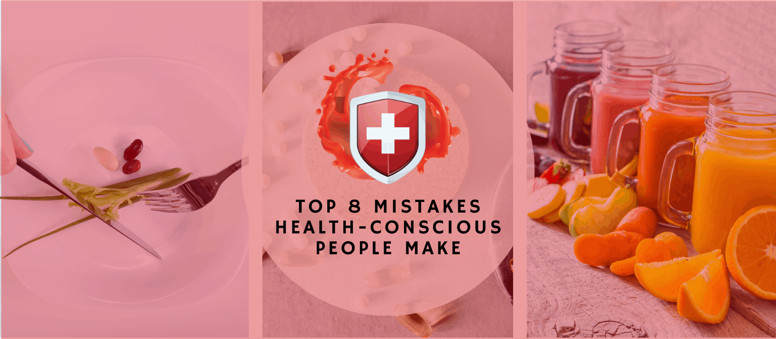 Mistakes Most Health-conscious Make