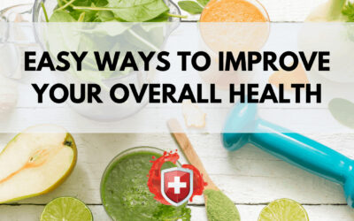 Easy Ways To Improve Your Overall Health