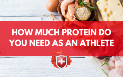 How Much Protein Do You Need As An Athlete?