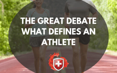 The Great Debate: What Defines An Athlete?